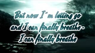 Thrice - The Grey [Lyrics on screen]