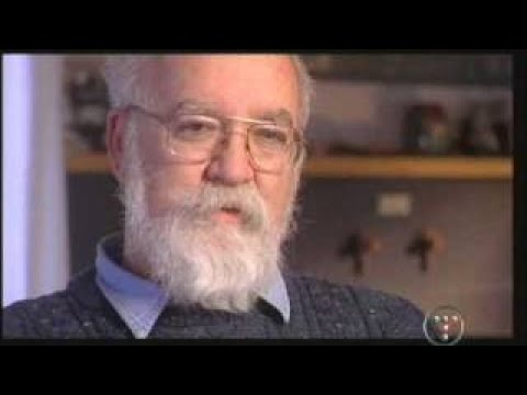 A Glorious Accident (3 of 7) Daniel C. Dennett: The last resort of humanity
