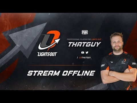 LIGHTS ØUT! /// PUBG MOBILE /// Thirsty Thursday! All about