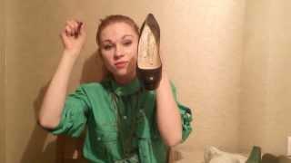 видео Мужская обувь от Кристиан Лабутен