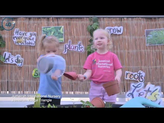 JINS Sunmarke JVT - An exciting community-based nursery