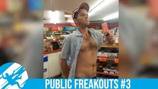 Crazy People In Public Compilation #3 - Best Public Freakouts of 2019