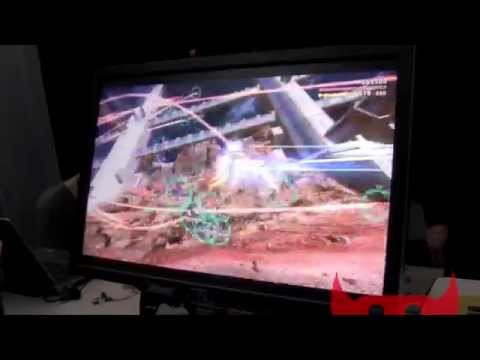 Astebreed [Edelweiss] Gameplay (3RM @ PAX East 2014)