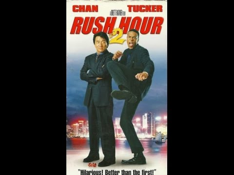 opening to rush hour 2 2001 vhs youtube. Black Bedroom Furniture Sets. Home Design Ideas