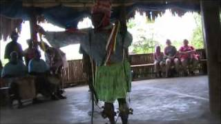 This Part 2 of the Garifuna people of the Island Of Roatan locate in Honduras in Central America