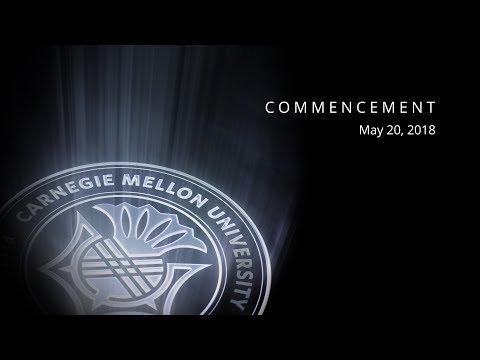Carnegie Mellon University's 121st Commencement