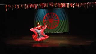"""Russka Roma """"Romá  7mo Festival Internacional de Danzas Gitanas Chile 2019"""""""