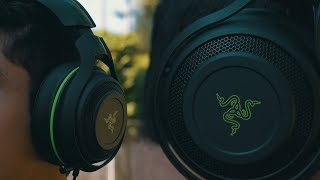 Razer Man O' War Gaming Headset Review