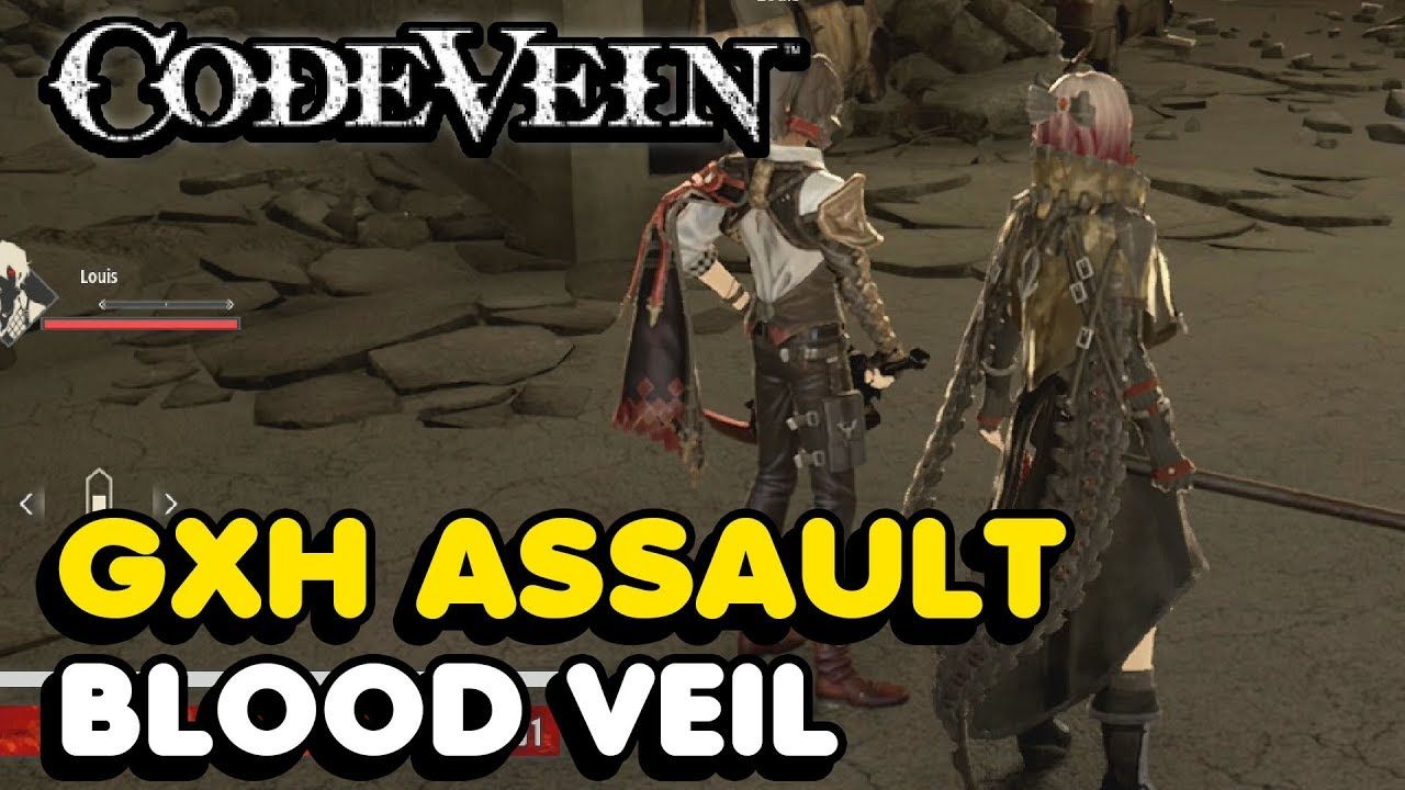 Code Vein - How To Get