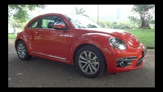 2018 Volkswagen Beetle 1.2 TSI Sport Start-Up and Full Vehicle Tour