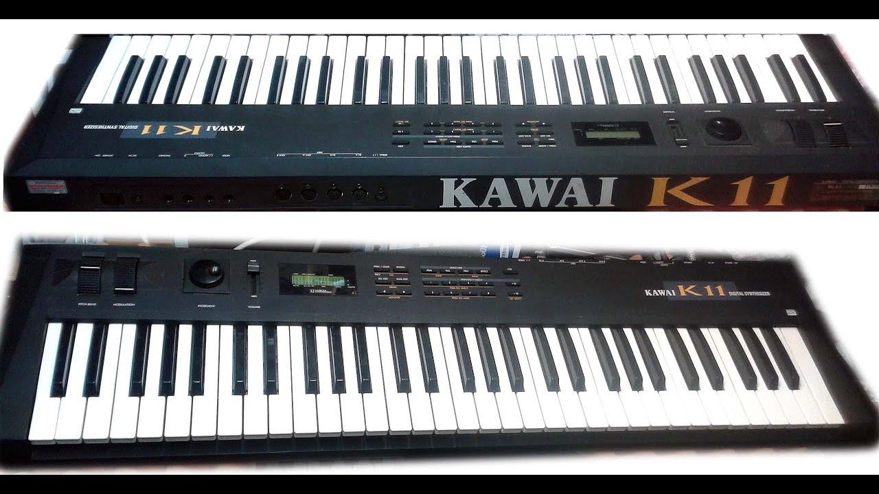 Kawai K1II Digital Synthesizer - Kawai - Encyclotronic