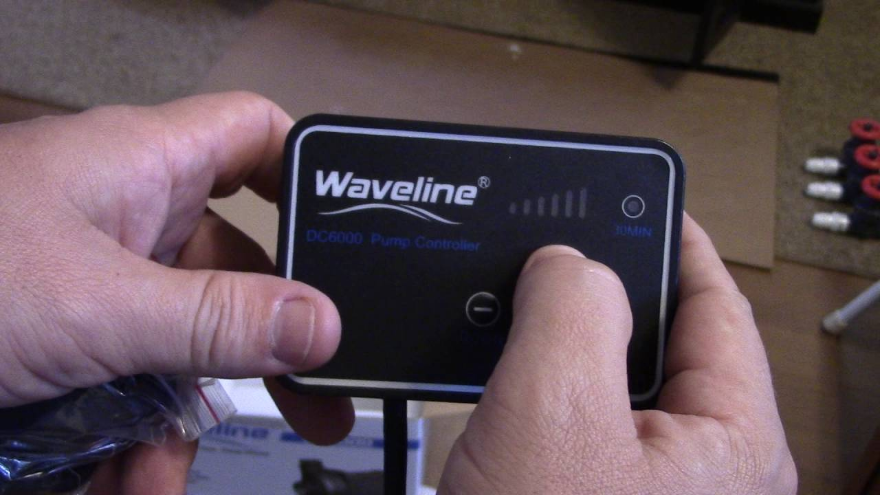 unboxing the wavleine dc6000 dc pump and the brs carbon gfo reactor