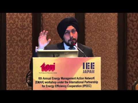 Upinder S  Dhingra, 6th EMAK Workshop, Session 1, New Delhi, India, 25th February 2015