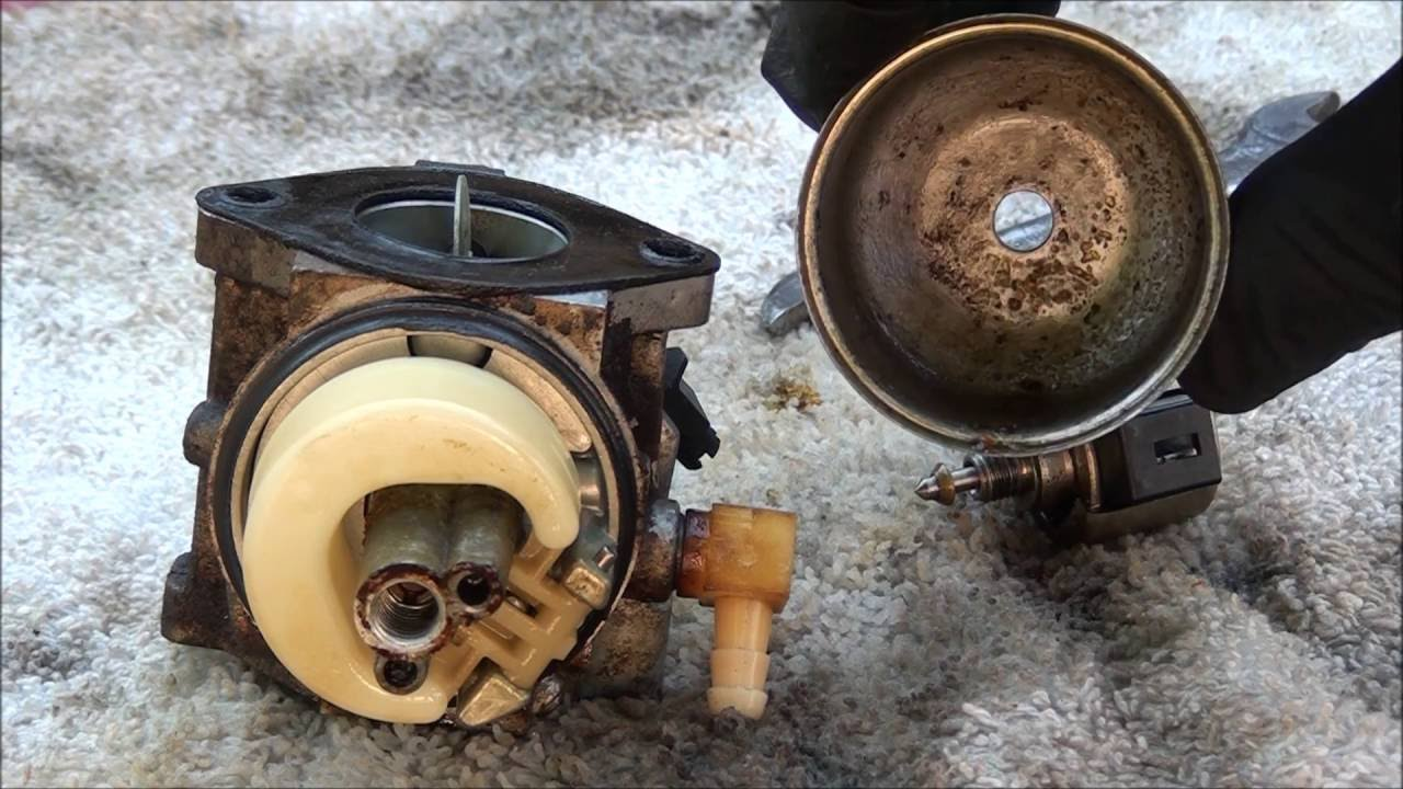 Riding lawn mower won t start - How To Rebuild Briggs And Stratton Ohv Intek Engine Carburetor Riding Lawnmower Won T Start Or Run