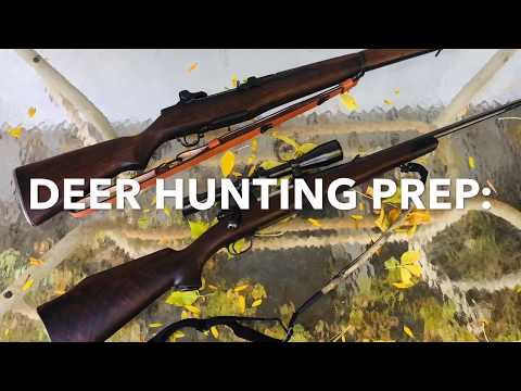 Deer Hunting With The M1?