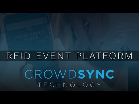 CrowdSync Technology - RFID Event Platform