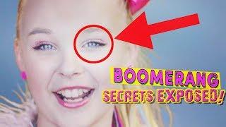🎀 JoJo Siwa BOOMERANG Top 10 Secrets EXPOSED! 🤫