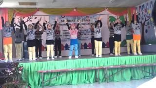 We are the world - SK Pekan Satu Ranau