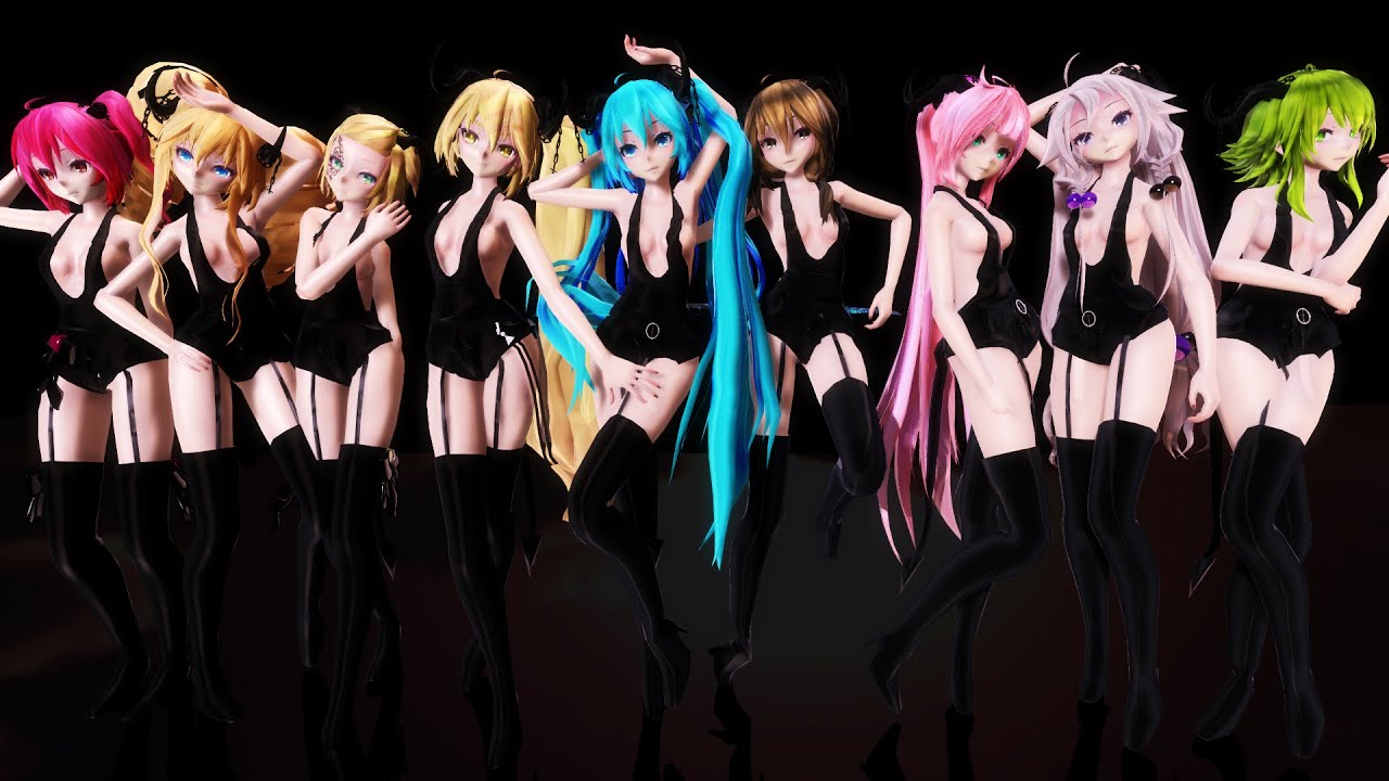 Mmd pomp and circumstance kemeno vocaloids hd for Pomp and circumstance