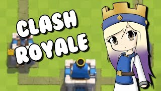 CLASH ROYALE GAME IN ROBLOX