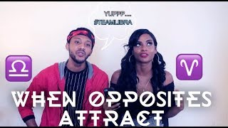 Libra and Aries Relationship : When opposites attract | Jamesndes