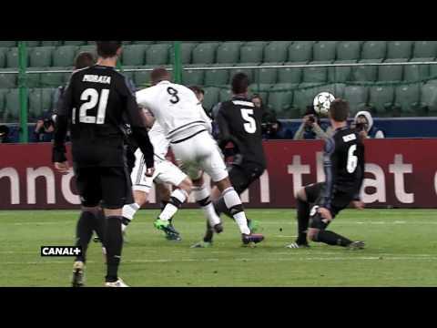 Trabzonspor - Legia / Liga Europy w CANAL+из YouTube · Длительность: 31 с