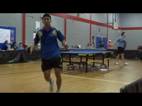 Phong Nguyen ( Peter) of New Orleans vs Cheng Li (Pete) of Mississippi, Game 5, Pensacola, 6/4/16