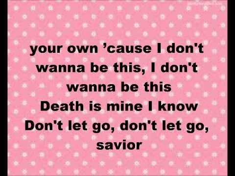 """Icon For Hire - """"Off With Her Head"""" {Lyrics}"""
