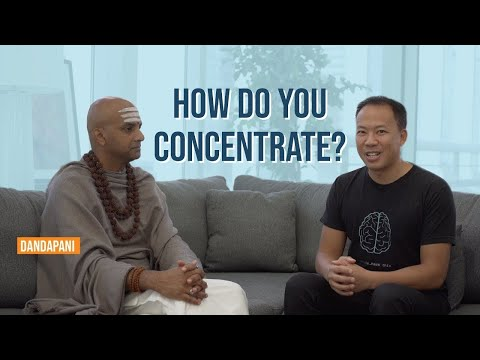 Learn To Concentrate With Dandapani & Jim Kwik