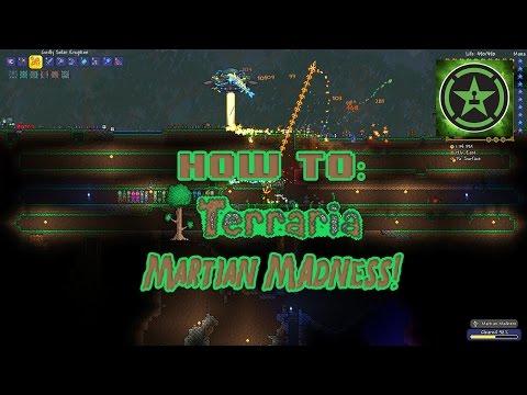 How To: Terraria Martian Madness