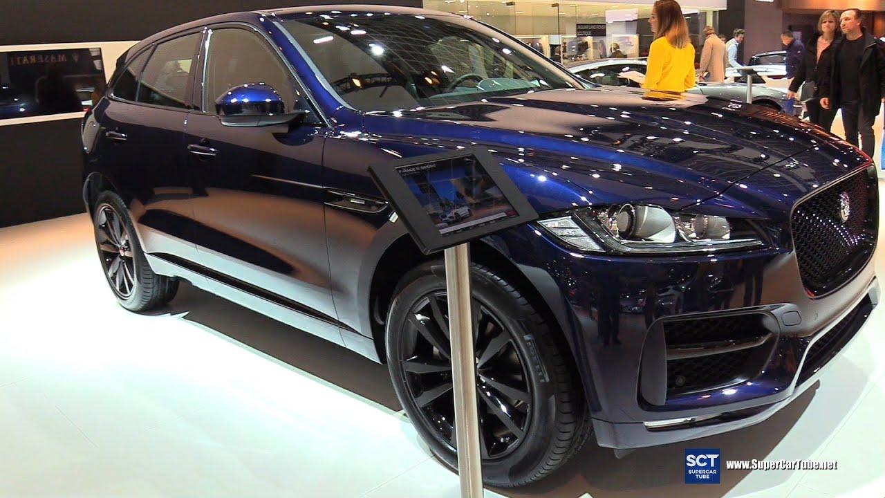 Jaguar F Pace phiên bản R Sport