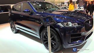 2020 Jaguar F Pace R Sport - Exterior Interior Walkaround - 2020 Brussels Motor Show