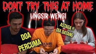 Download Mp3 JANGAN IKUTIN BULE REAKSI KE LINGSIR WENGI SAMPE BARANG JATOH