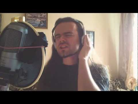 Iron Maiden - Wasting Love live vocal cover