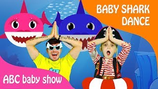 Baby Shark Dance (from Nadia and Dad)