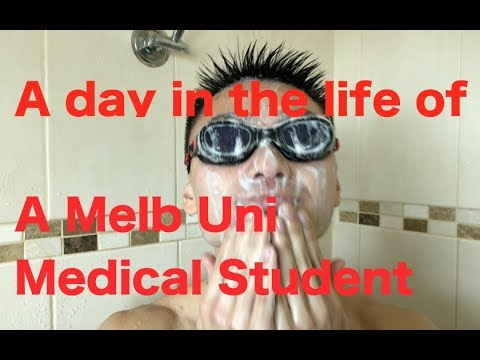 A Day In The Life Of A Melb Uni Medical Student