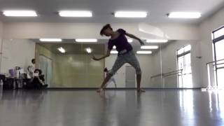 Riko solo choreographed by Gavin Persand 8/27 2015