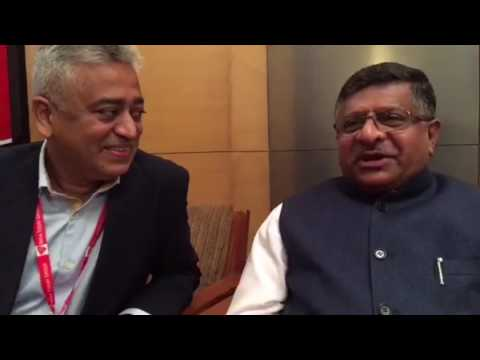 Facebook Live With Ravi Shankar Prasad