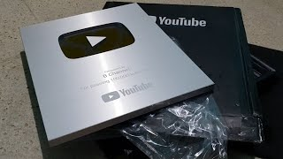 Thanks 200K Subs : Unboxing Silver Play Button + Giveaway
