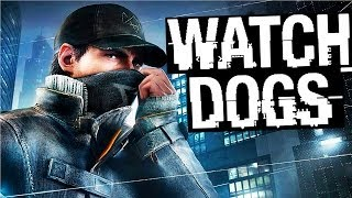 Watch Dogs Funny Moments Gameplay (Free Roam Fun Stuff Funtage) HACKING PRO! [PC]