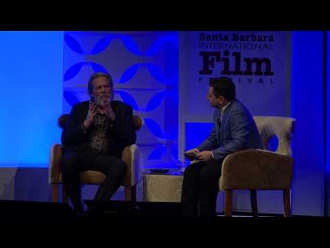 SBIFF 2017 - Jeff Bridges Discusses Making Music &