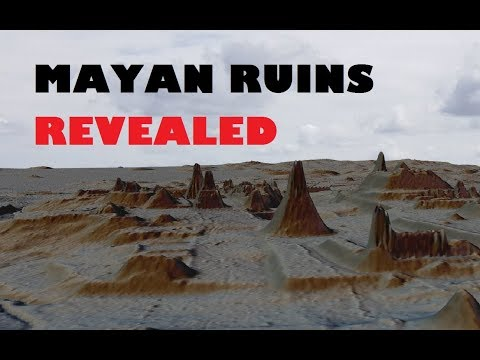 NEW: Laser Technology Reveals Massive Mayan Complex - Earthly Headlines