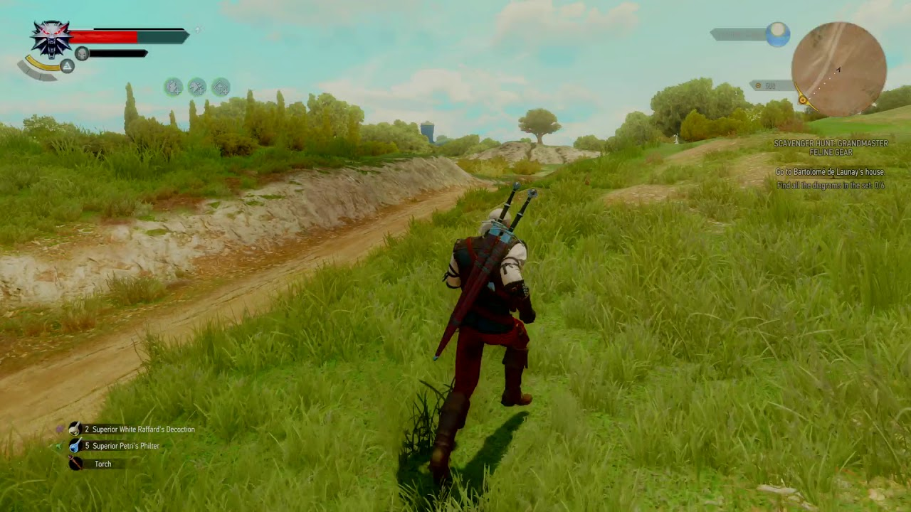 The Witcher 3 PS4 update adds HDR support, but visual bugs too
