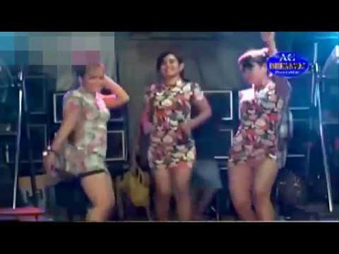 Aksi Trio Meong Goyang Pesona Music Palembang