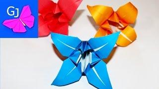 Оригами из бумаги :: ЦВЕТОК ЛИЛИЯ(Оригами из бумаги ЦВЕТОК ЛИЛИЯ - отличный подарок и даже букет на праздник! Как сделать Лилию из бумаги..., 2014-01-06T20:22:59.000Z)