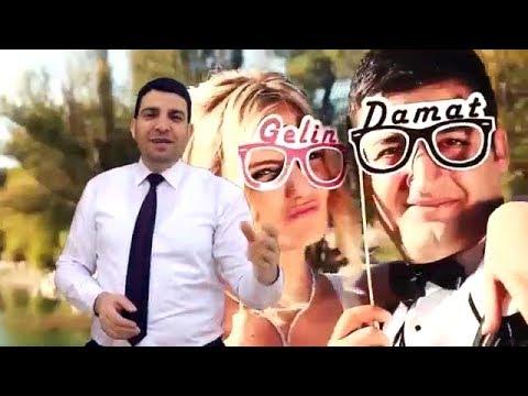 Alican Avcı   -  Oy Damat   Oy Gelin  ( Official Video 2018 )