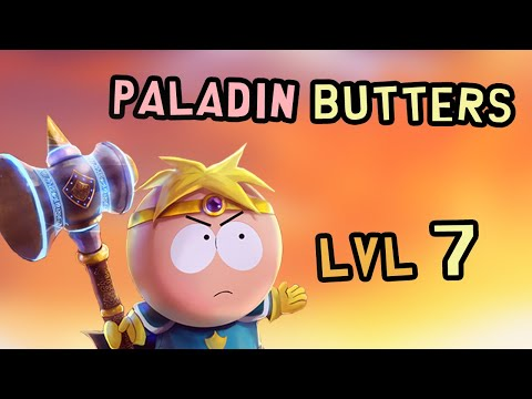 Gameplay Paladin Butters
