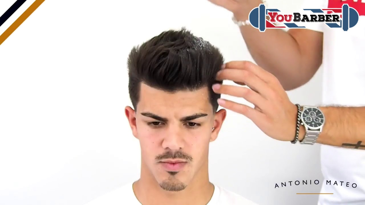 Tutorial cera capelli uomo