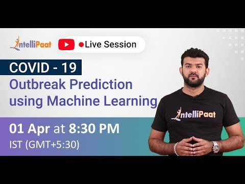 Coronavirus Outbreak Prediction Using Machine Learning | Machine Learning Course | Intellipaat