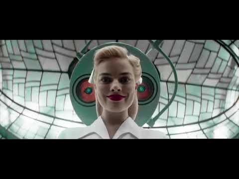 Margot Robbie Ad (Made by Me Aka The Margot Robbie Lover)